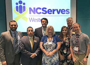 NCServes - Western Team Photo